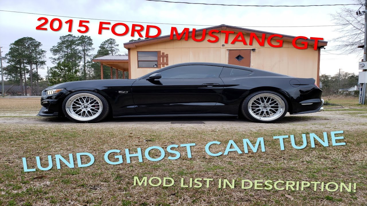 Ghost Cam Tune >> Lund Racing Ghost Cam Tune 2015 Ford Mustang Gt