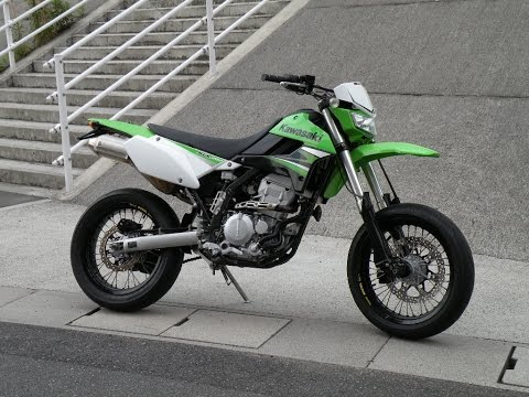 Kawasaki D-トラッカーX ★ バイク社(広島市南区) ★ 中古車 MjBIKE.com