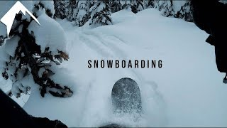 GoPro HERO5 SNOWBOARDING // Whistler Blackcomb