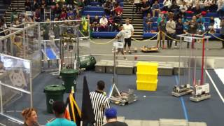 7.5 yrs of robot action - FRC Team #971 Spartan Robotics