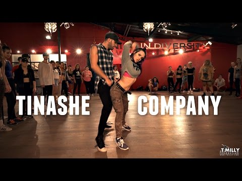 Tinashe - Company - Choreography by Jojo Gomez & Jake Kodish - Filmed by