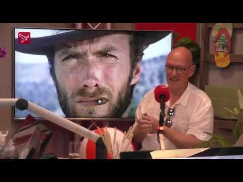 Julius Wolthuis over Spaghetti Westerns