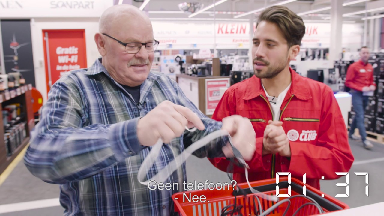 mediamarkt club winnaar piet van gemert december 2016 youtube. Black Bedroom Furniture Sets. Home Design Ideas