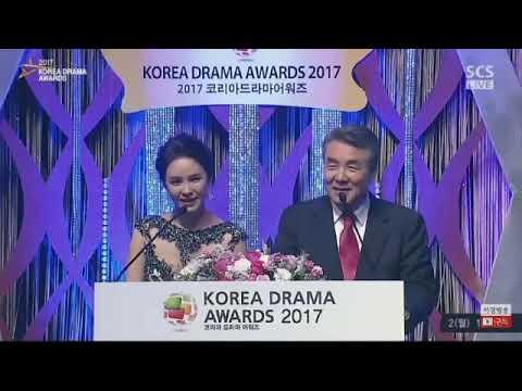 Who were the BIG winners at the 2017 Korea Drama Awards