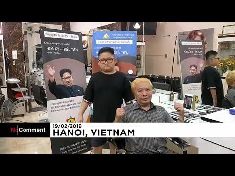 شاهد: قمّة أمريكية ـ كورية شمالية تنعقد داخل صالون حلاقة في فيتنام…  - نشر قبل 59 دقيقة
