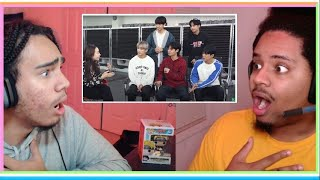 SB19 | THE KOREA TIMES INTERVIEW | FIRST TIME REACTION