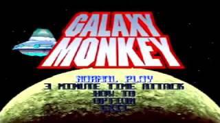 Ape Escape 1 - Galaxy Monkey [Minigame]