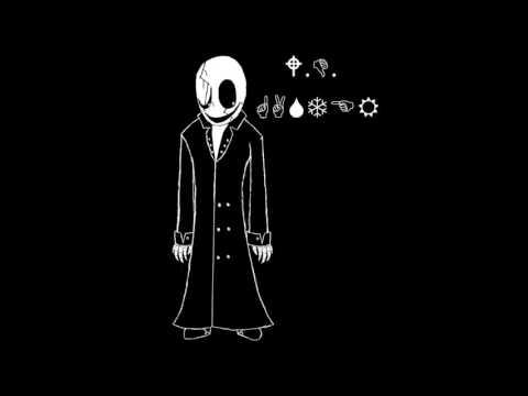Dark, Darker, Yet Darker (Gaster theme remix) extended