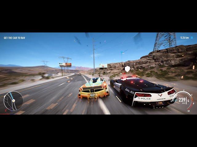 Need For Speed Payback Pagani Huayra BC abandoned car location