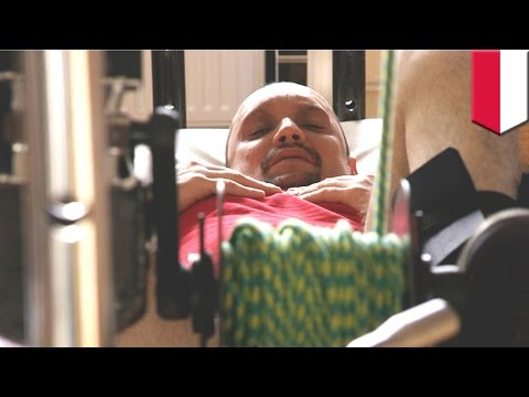 Miracle recovery: paralyzed man walks again after receiving breakthrough spinal cord surgery