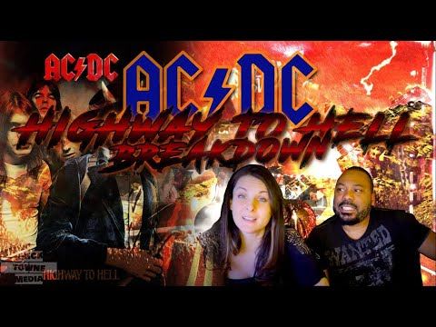 Millennials React ACDC Highway To Hell!!!