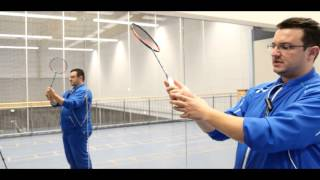 Video Another view of the badminton grip download MP3, 3GP, MP4, WEBM, AVI, FLV Juni 2018