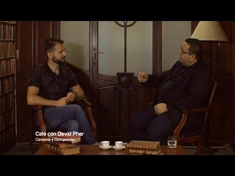 Café con... David Pher, cantante y compositor