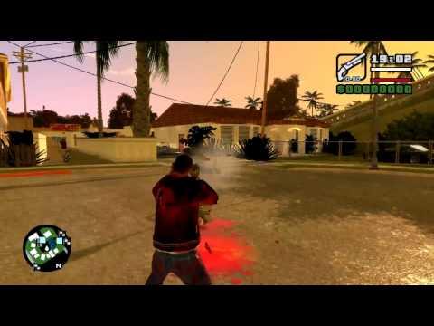 GTA IV - San Andreas - BETA 3 - World Enhancement - 1080p