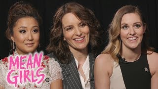 Tina Fey, Ashley Park, Taylor Louderman, and More Take Mean Girls to the Tonys