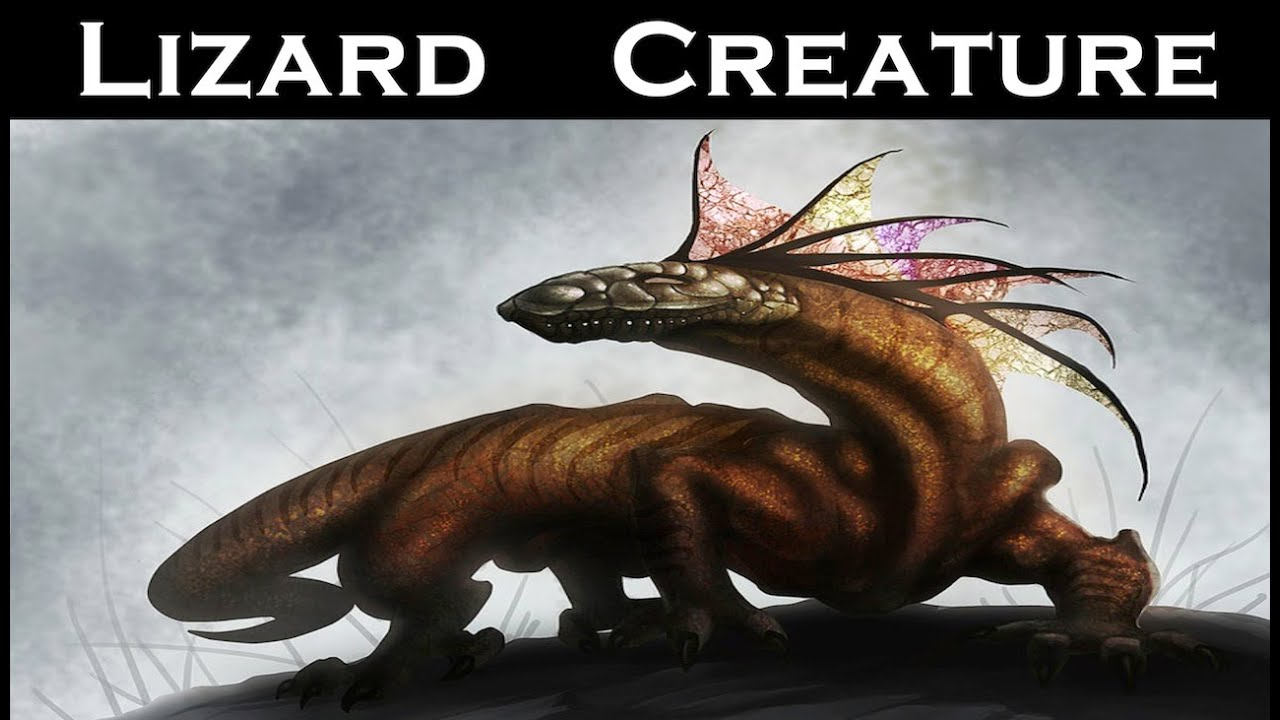 Lizard Creature Sound Effect | Hi Quality Audio