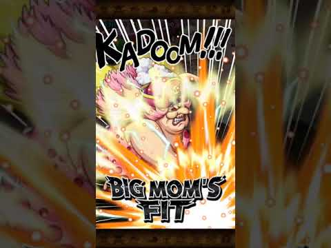 [OPTC] Big Mom's Fit! Not Hungry (40 Stamina) VS Double Whitebeard & Marco