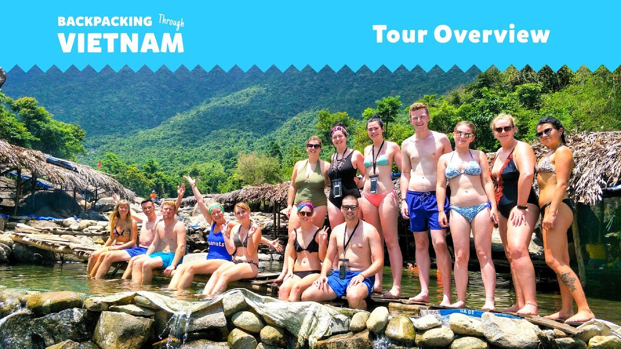 Backpacking Through Vietnam - 23 Day Group Tour