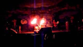 Luau Fire Dancer