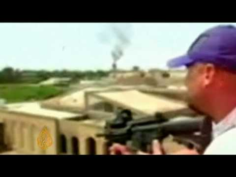 US extends 'Blackwater' contract - 02 Sept 09