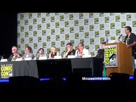 FULL 2015 The Simpson's panel at SDCC