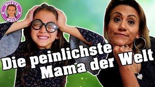 DIE PEINLICHSTE MAMA DER WELT 😂..  9 Arten peinliche Mütter - MILEYS WELT