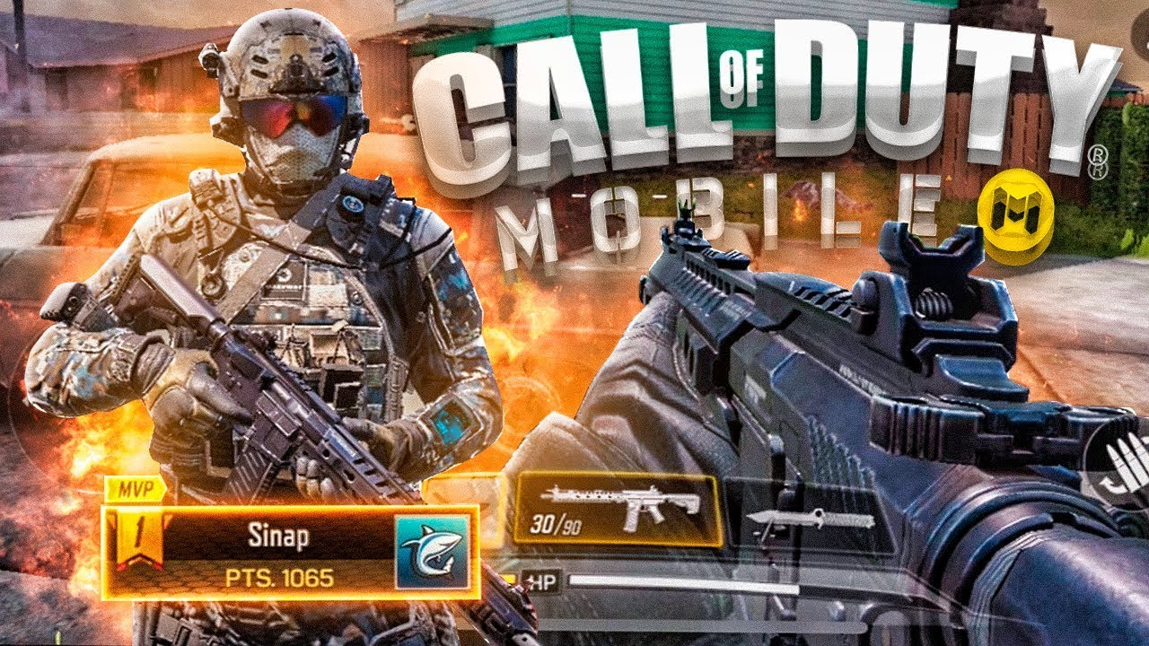 Mi PRIMERA PARTIDA a CALL OF DUTY MÓVIL | COD MOBILE *GRATIS*