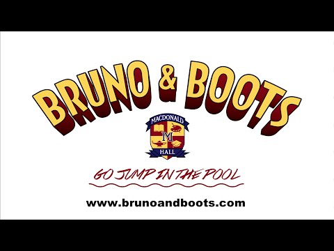 TRAILER Bruno & Boots: Go Jump in the Pool premieres on Friday, April 1 at 7:30 pm E/P on YTV streaming vf