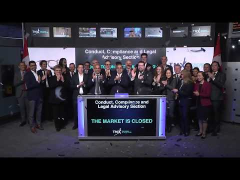 Conduct, Compliance and Legal Advisory Section Closes the Toronto Stock Exchange, November 28, 2019