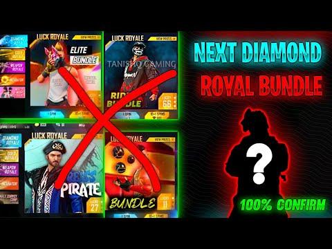 Next Diamond Royale Bundle Free Fire 100% Confirm | Free Fire Next Diamond Royale #gamingMichaelraja