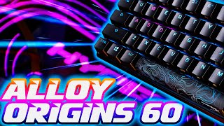 NEW HyperX Alloy Origins 60 Review: TOPO The Mornin To Ya (I'm Sorry)