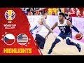 Czech Republic v USA - Highlights - FIBA Basketball World Cup 2019