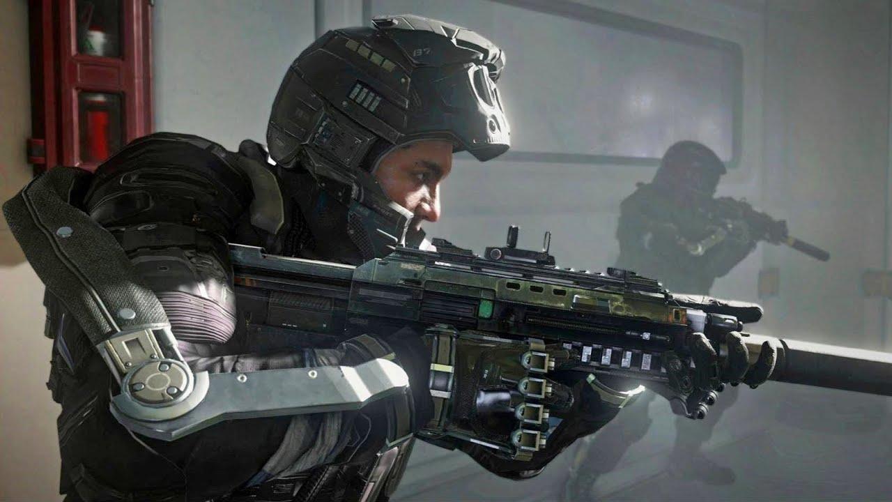 Call of Duty: Advanced Warfare PC Gameplay - YouTube