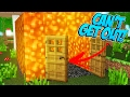 Minecraft Trolling - TURNING HOUSE INTO LAVA! (Minecraft Pranks Ep 134)