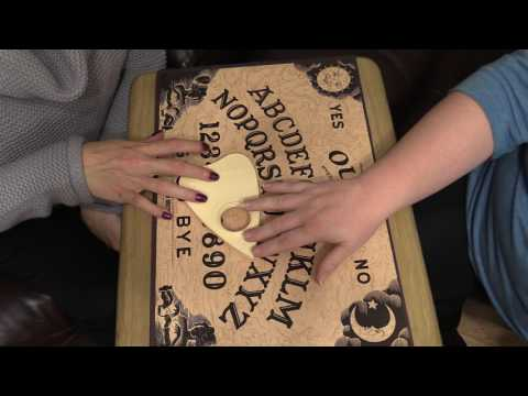 1st June 2016 Successfull communication session with used Ouija board
