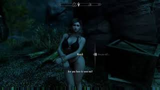 Skyrim SE (mods) - Crom - Bandits and Wenches, Oh My!
