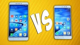 Xiaomi Mi Max vs Xiaomi Redmi Note 3 Pro - ЧТО ЛУЧШЕ
