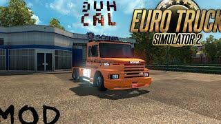 Euro Truck Simulator 2 Mod . . .