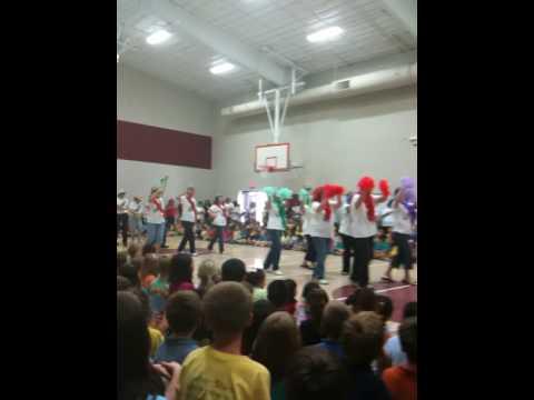 Crockett Elementary School Exemplary Celebration Sept 2009