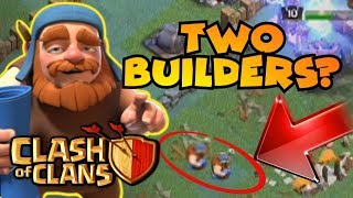 TWO MASTER BUILDERS in CLASH OF CLANS!? - CANNON CART BUILDER BASE GLITCH HACK! - GOLD PASS UPDATE!