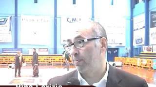 18-12-2011: Intervista a Pino Lorizio nel post Molfetta-Loreto