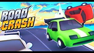 Road Crash Full Gameplay Walkthrough