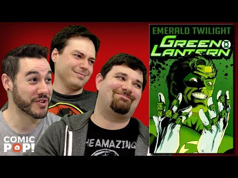 Hal Jordan Destroys the Green Lanterns! | Green Lantern: Emerald Twilight | Back Issues