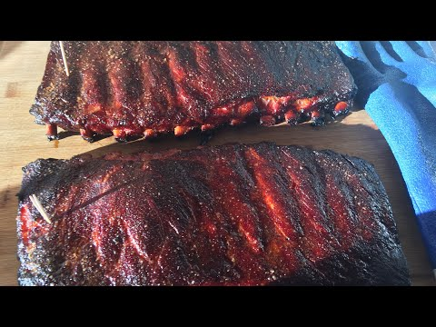 how to cook competition ribs