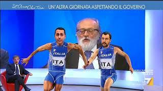 L'aria che tira - Cosa dice il contratto di governo Lega - M5S (Puntata 16/05/2018)