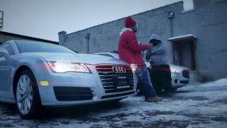 Lil Chris - Me (ft. Lacy West) [LUD FOE DISS] (Music Video)