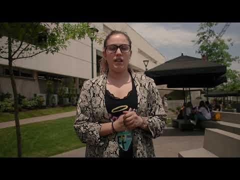 Pilar Troncoso: Estudiante UDD