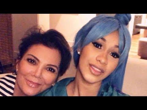 Cardi B OFFICIALLY Becomes A Kardashian!