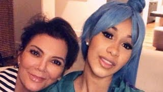 Cardi B OFFICIALLY Becomes A Kardashian!