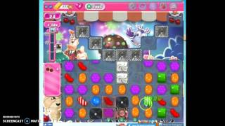 Candy Crush Level 1405 help w/audio tips, hints, tricks